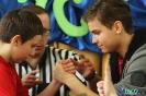IV Międzygimnazjalny Turniej w siłowaniu na ręce: Kategoria chłopcy open lewa ręka