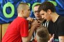 IV Międzygimnazjalny Turniej w siłowaniu na ręce: Kategoria chłopcy open prawa ręka