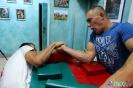 Łukasz Dobrzyński i Dawid Capała w KS Paco przygotowują się do mistrzostw świata w armwrestlingu