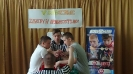 V międzygimnazjalne zawody w siłowaniu na ręce Lublin 13.05.2014