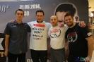 Otwarty trening  przed galą Wojak Boxing Night 29.05.2014 Lublin_62