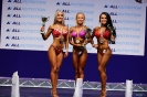 40. MP Mężczyzn w Kulturystyce i Fitness: Bikini Fitness Kobiet do 160/164 cm - Kielce 2017