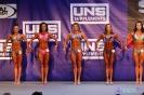 Fitness Sylwetkowe do 163 cm - XXXIX Mistrzostwa Polski w Kulturystyce i Fitness Kielce 2015